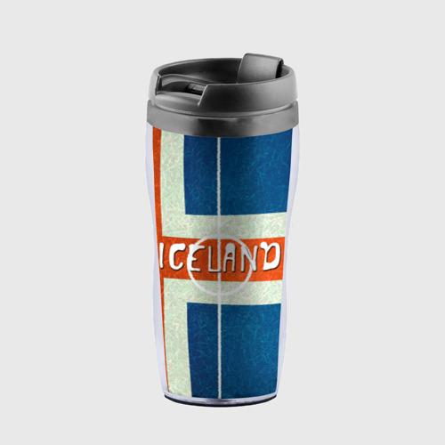 Термокружка-непроливайка Исландия