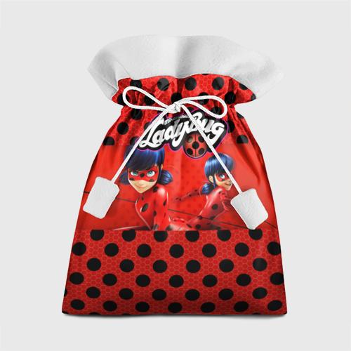 Подарочный 3D мешок Леди баг и супер Кот