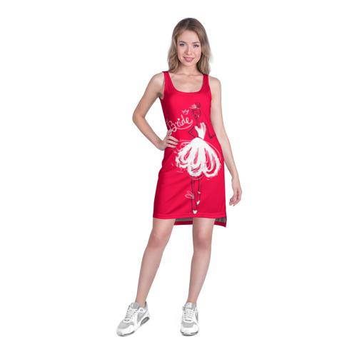 Платье-майка 3D  Фото 03, Bride