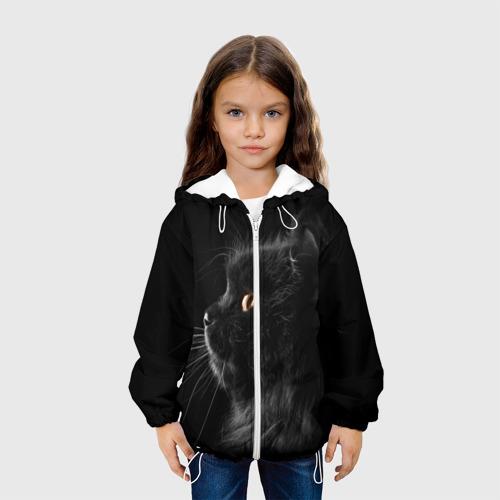 Детская куртка 3D Милая кошечка Фото 01