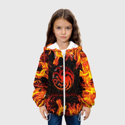 Детская куртка 3D  Фото 04, Игра Престолов Герб 22
