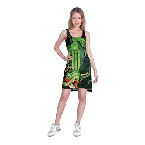 Платье-майка 3D  Фото 03, Ak-47 Fire Serpent