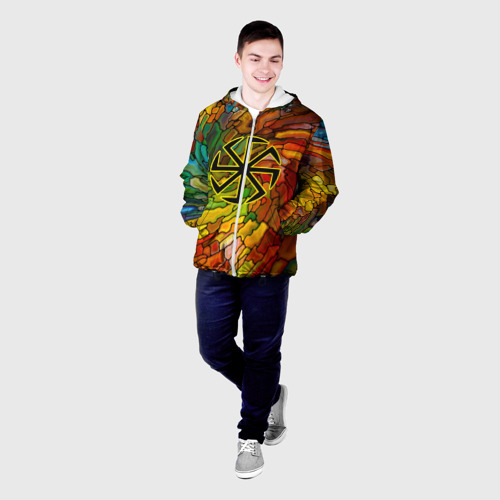 Мужская куртка 3D  Фото 03, Круговорот жизни