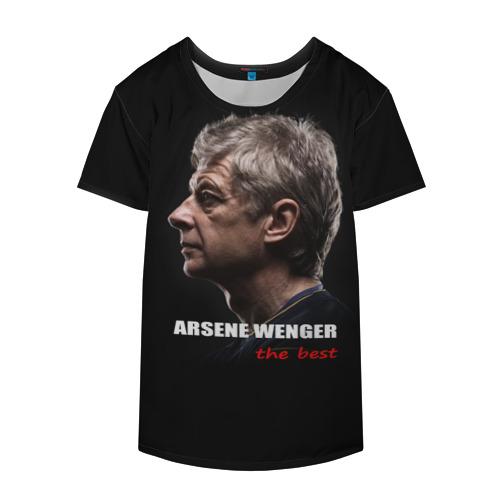 Накидка на куртку 3D  Фото 04, Arsene Wenger (Arsenal)
