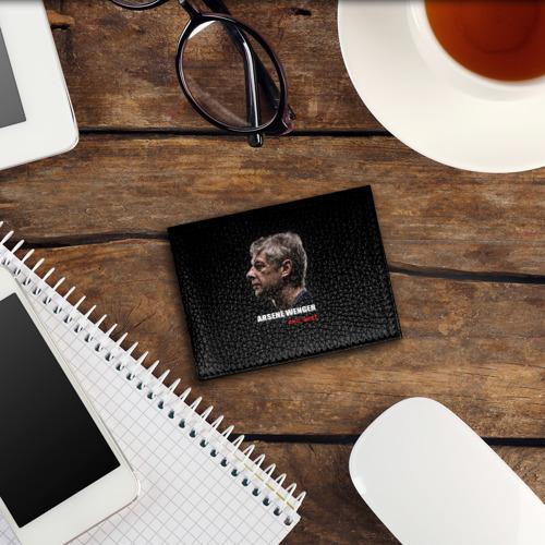 Обложка для студенческого билета Arsene Wenger (Arsenal) Фото 01