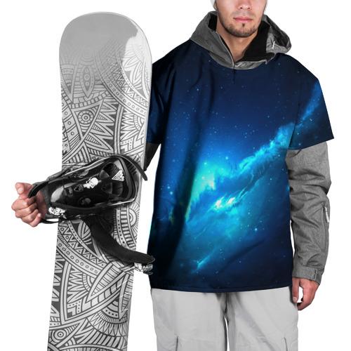 Накидка на куртку 3D  Фото 01, Вселенная