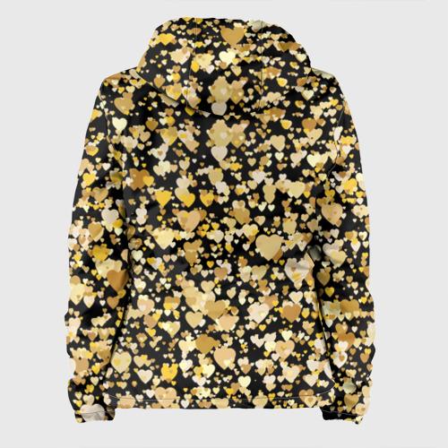 Женская куртка 3D  Фото 02, Золотые сердца
