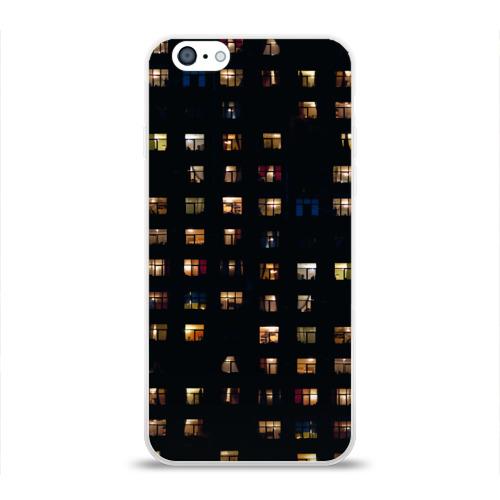 Чехол для Apple iPhone 6 силиконовый глянцевый  Фото 01, Дом