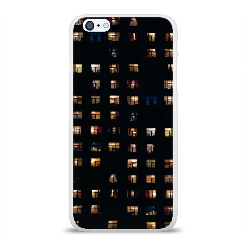 Чехол для Apple iPhone 6Plus/6SPlus силиконовый глянцевый  Фото 01, Дом