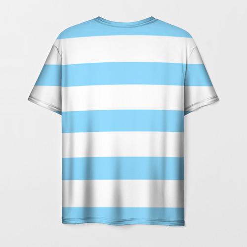 Мужская футболка 3D Якорь Фото 01