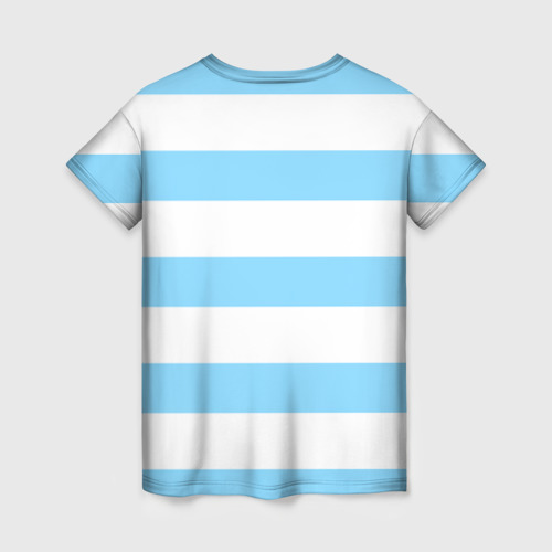 Женская футболка 3D Якорь Фото 01
