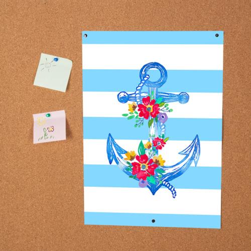 Постер Якорь Фото 01