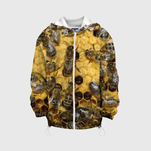 Детская куртка 3D Пчела Фото 01