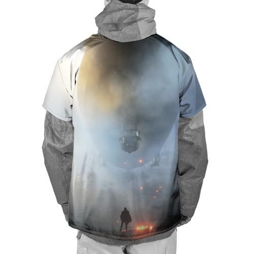 Накидка на куртку 3D  Фото 02, Battlefield 1