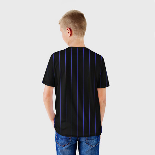 "Детская футболка 3D Команда \""Интер\"" Фото 01"