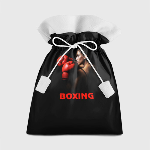 Подарочный 3D мешок BOXING