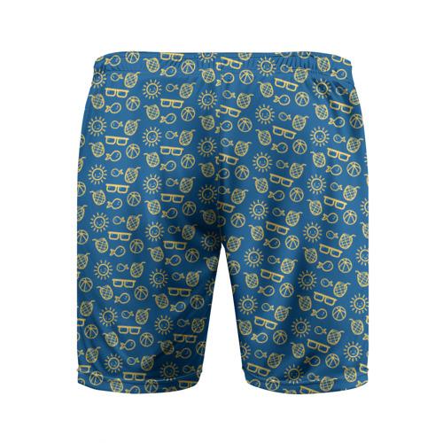 Мужские шорты 3D спортивные  Фото 02, Лето