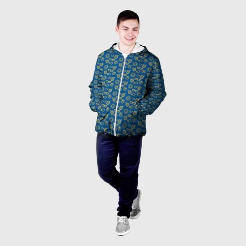 Мужская куртка 3D  Фото 03, Лето