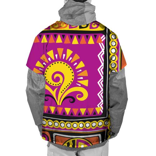 Накидка на куртку 3D  Фото 02, Африка