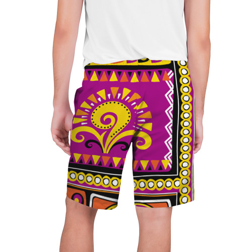 Мужские шорты 3D  Фото 02, Африка