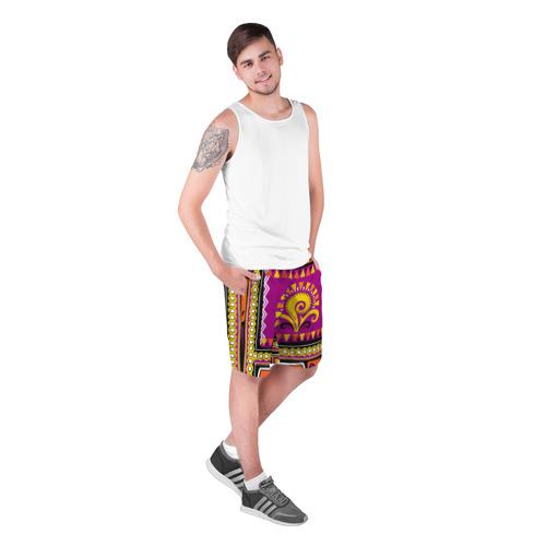 Мужские шорты 3D  Фото 03, Африка