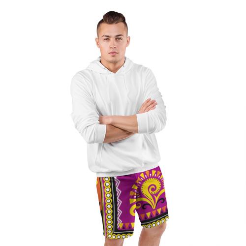 Мужские шорты 3D спортивные  Фото 05, Африка