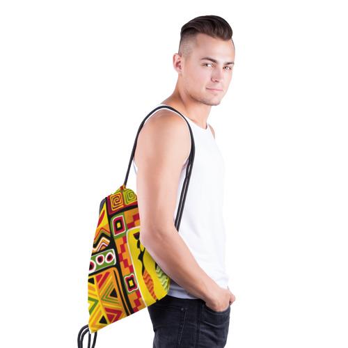 Рюкзак-мешок 3D  Фото 03, Африка