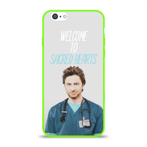 Scrubs | JD | Welcome To SH