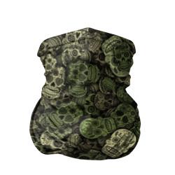 Камуфляж (Мексиканские черепа)