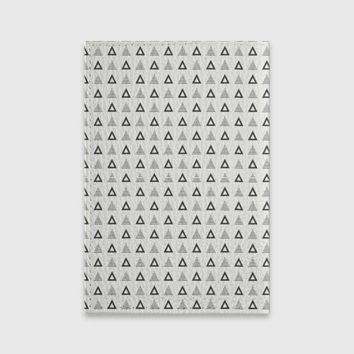 Обложка для паспорта матовая кожа Я люблю Фото 01