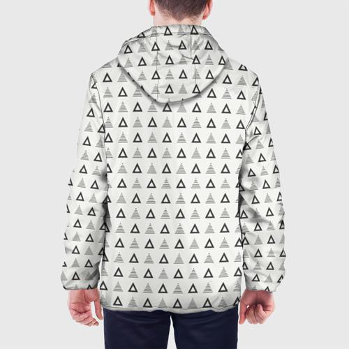 Мужская куртка 3D Я люблю