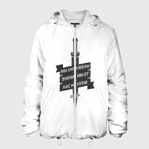 Мужская куртка 3D  Фото 01, Байсангур Беноевский