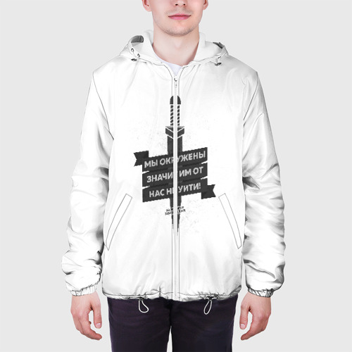Мужская куртка 3D  Фото 04, Байсангур Беноевский