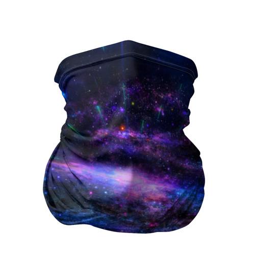 Бандана-труба 3D  Фото 01, Вселенная