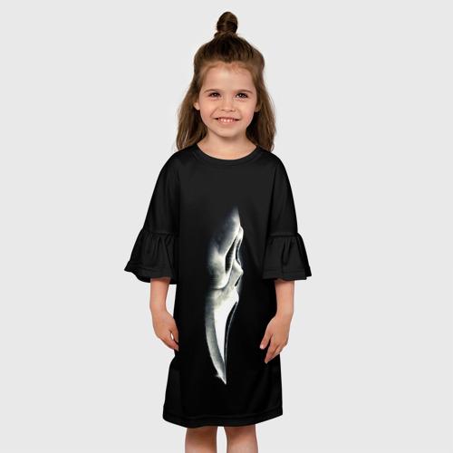 Детское платье 3D Крик 86 фото