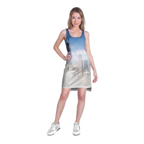 Платье-майка 3D  Фото 03, Chicago