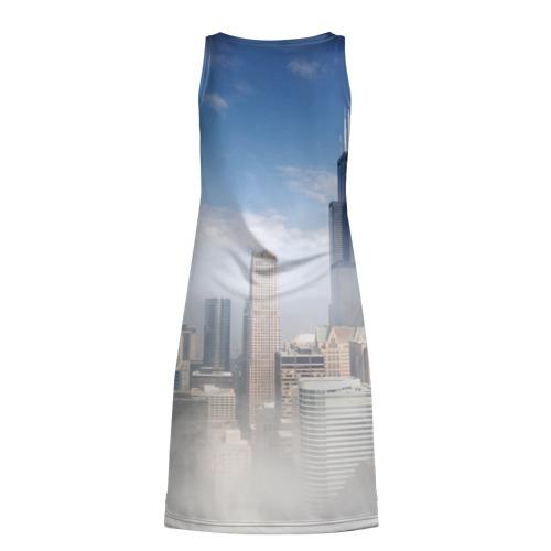 Платье-майка 3D  Фото 02, Chicago