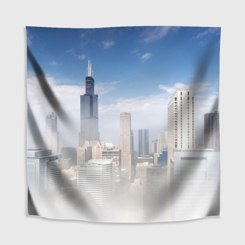 Скатерть 3D  Фото 02, Chicago