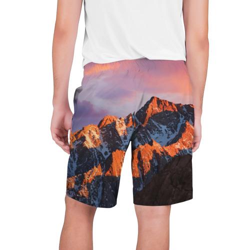 Мужские шорты 3D  Фото 02, Горы