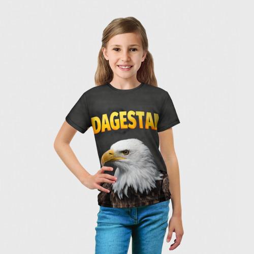 Детская футболка 3D  Фото 03, Дагестан 3