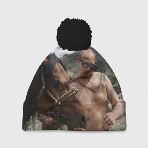 Путин с конем