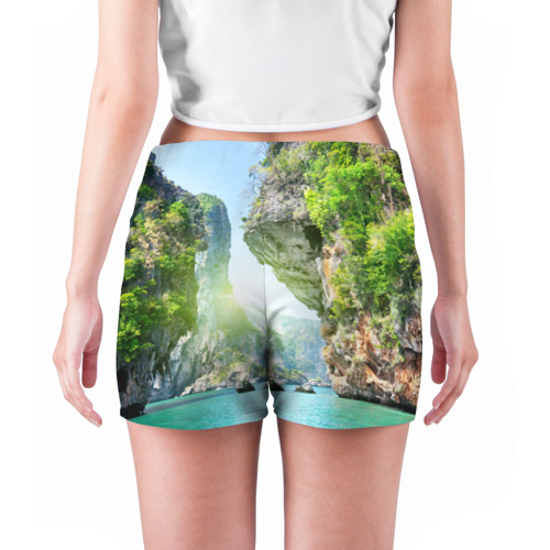 Женские шорты 3D  Фото 04, Таиланд 2