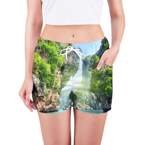 Женские шорты 3D  Фото 03, Таиланд 2