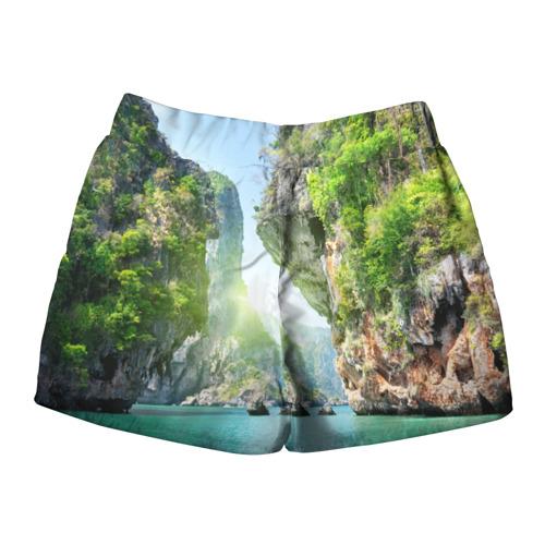 Женские шорты 3D  Фото 02, Таиланд 2