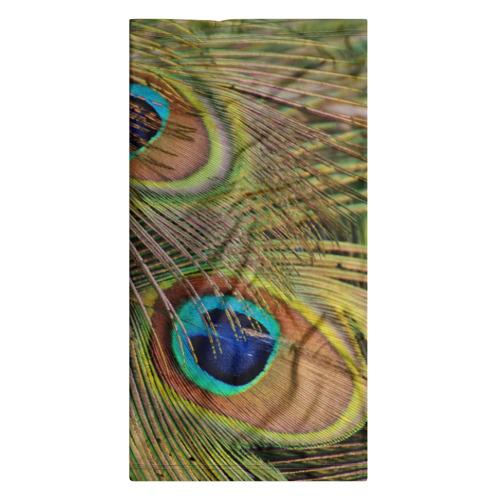 Бандана-труба 3D  Фото 07, перо павлина