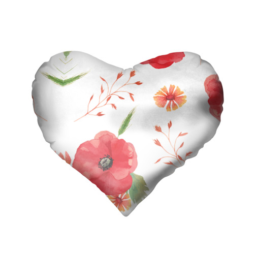 Подушка 3D сердце  Фото 02, Девичник