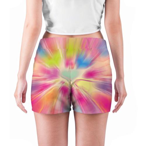 Женские шорты 3D  Фото 04, Любовь морковь