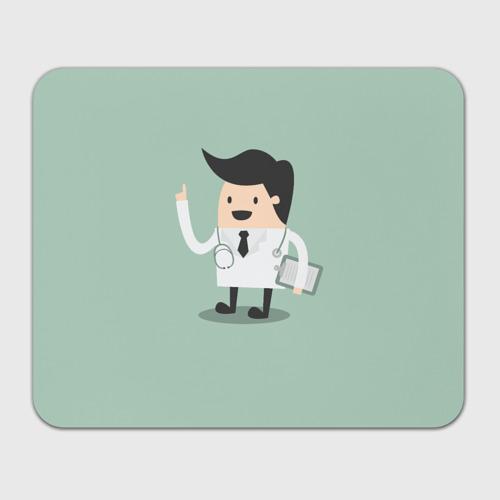 Коврик для мышки прямоугольный  Фото 01, Доктор