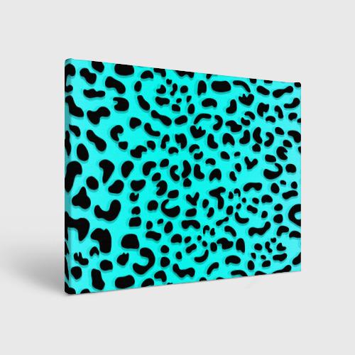 Холст прямоугольный  Фото 01, Леопард