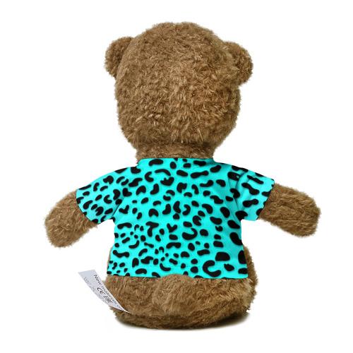 Миша в футболке 3D Леопард Фото 01